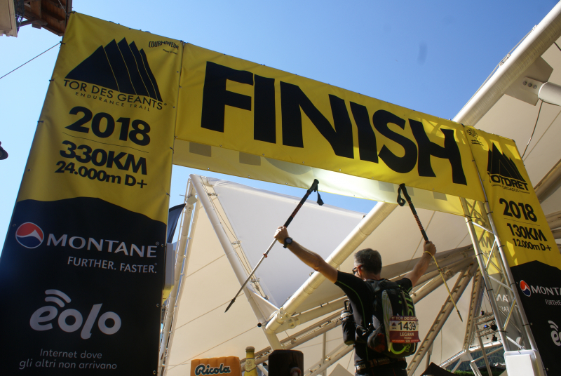 Thomas Legrain, finisher du Tor 2018