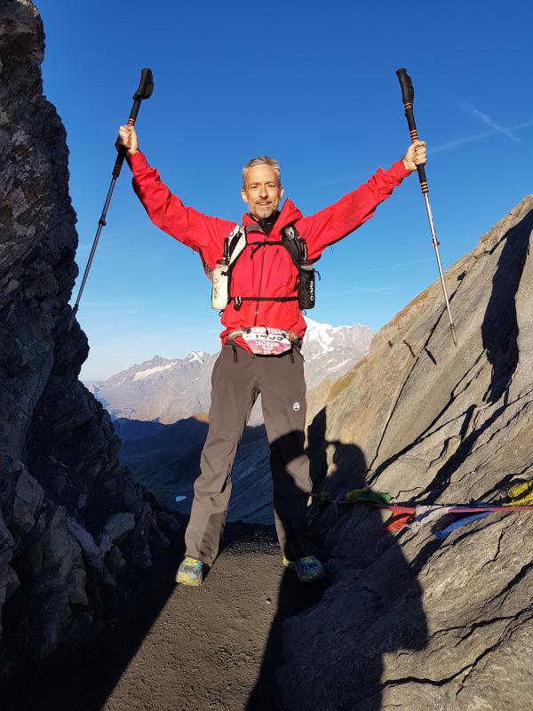 Passage du col Malatra (2 936 mètres) : la dernière grosse difficulté avant l'arrivée