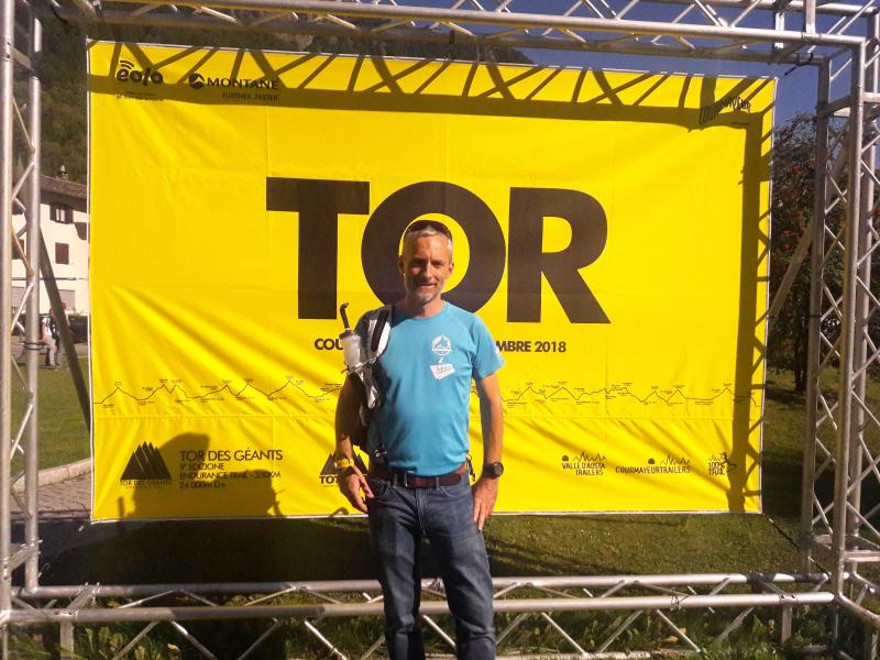 08/09/18 : Le Tor des Géants - un défi sportif, une aventure humaine