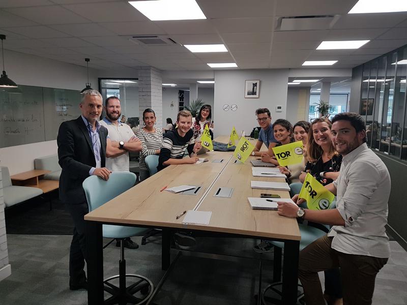 06/09/18 – La dream team F-Iniciativas qui vient sur le Tor des Géants 2018