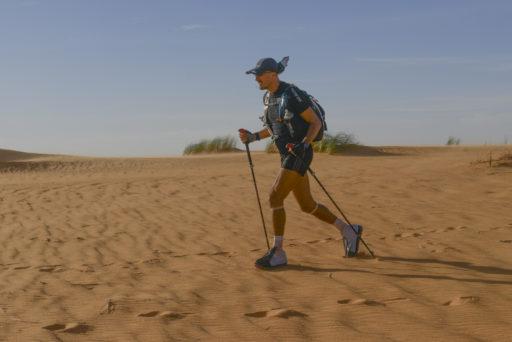 L'Ultra mirage el-Djerid : le premier ultra trail de 100 kilomètres dans les paysages désertiques du Sud tunisien